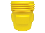 65 Gallon Overpack Drum, Yellow