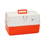 Front Access 3 Tray Medical Box - X-Large