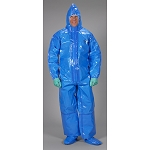 Lakeland Interceptor Disposable Coverall with Respirator Fit Hood & Boots