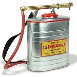 Indian Backpack Firefighting Pumps-Galvanized