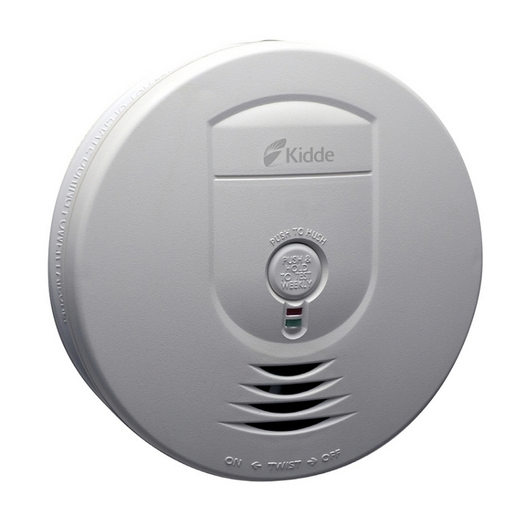 wireless ionization smoke alarm dc interconnectable home safety smoke detectors fire. Black Bedroom Furniture Sets. Home Design Ideas