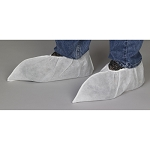 Lakeland Polypropylene Shoe Covers - White