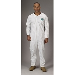 Lakeland MicroMax NS Zipper Coverall with Ankle - White