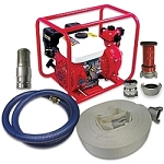 Home Firefighting Pump System
