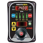Fire Research Throttle XCEL Engine Throttle & Engine Displays