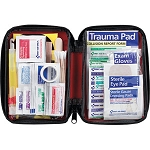 104-Piece Auto First Aid Kit, Softpack Case