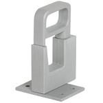 Alco Folding Ladder Bracket - Painted