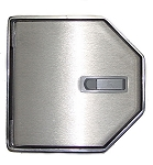 Cast Products O2 Air Bottle Door with Lever Latch