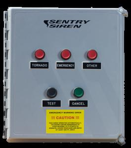 How To Test A Ballast >> Gen-1 Controller Warning Siren | Sentry Siren | Outdoor Warning Siren