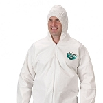 Lakeland MicroMax HBF Coverall with Attached Hood