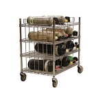SCBA Moble Bottle Carts