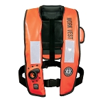 Mustang Survival HIT Inflatable Work Vest - Orange