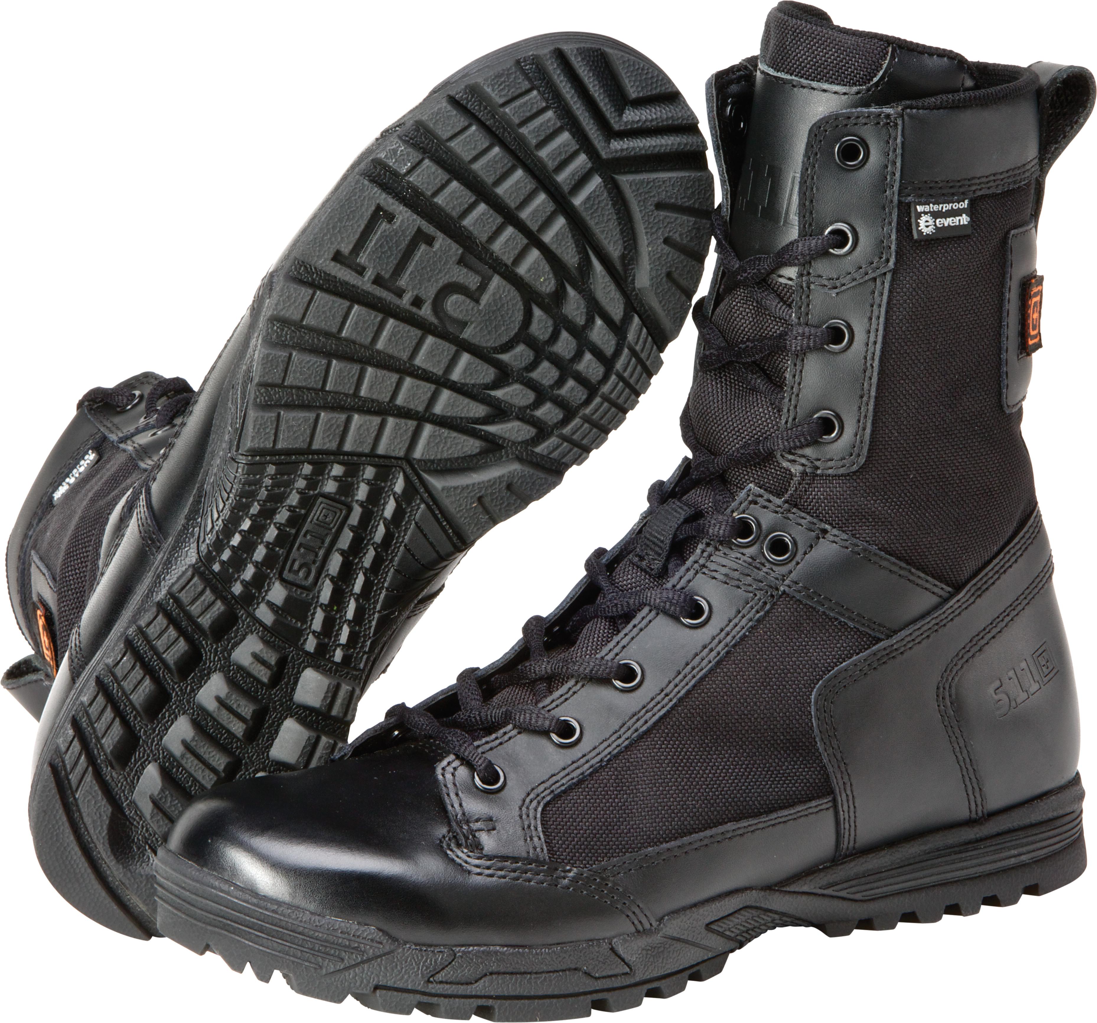 Skyweight Waterproof Side Zip Boot Footwear Tactical