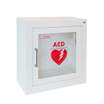 Life Start™ Series AED Surface Mount Wall Cabinet w/Siren