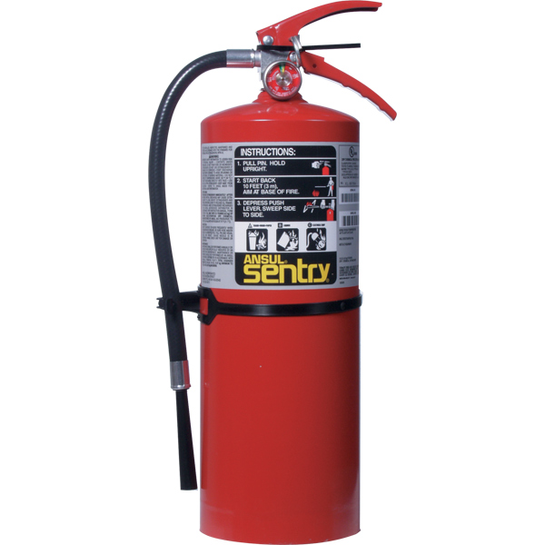 Ansul Fire Extinguisher Worker Safety Personal