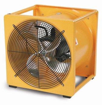 Hf164 Super Vac Fan Hazardous Location Ventilation Fan