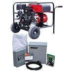 Winco Honda 6000 Watt Packaged Stand-by System