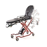 Ferno Medical POWERFlexx Includes Mattress and Restraints