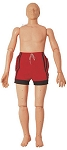 Rescue Manikin, Water Randy (52lbs)