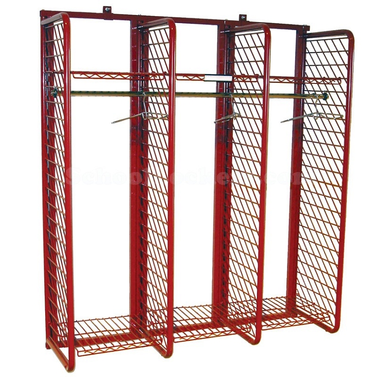 Turnout Gear Racks Fire Gear Storage Feld Fire