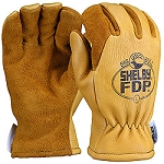 Shelby 5282G Big Bull Elkskin Glove, Gauntlet