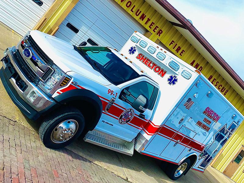 Mercy Ambulance Service