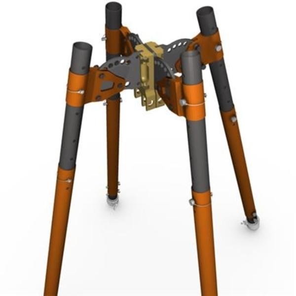 Pmi Smc Terradaptor Quadpod Attachment System Feldfire Com