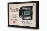 Stadium Views; Wall Art Series; Football; Texas Longhorns