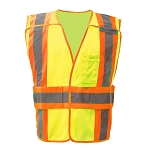 GSS Safety Standard Class 2 Five Point Breakaway Vest
