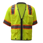 GSS Safety Class 3 Brilliant Heavy Duty Vest