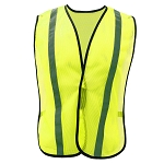 GSS Safety Non-ANSI Economy Vest with Elastic