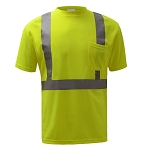 GSS Safety Class 2 Short Sleeve T-Shirt