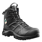 HAIX Black Eagle Safety 55 Mid Side Zip