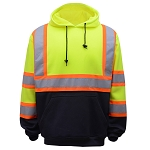 GSS Safety Class 3 Two Tone Pullover Sweatshirt