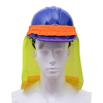 GSS Safety Hard Hat Mesh Sun Shield