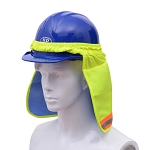 GSS Safety Hard Hat Birdseye Sun Shield with PVA Cooling