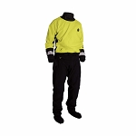 Mustang Survival Water Rescue Dry Suit for Cache Protocol with Adjustable Neck Seal