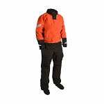 Mustang Survival Sentinel Series Boat Crew Dry Suit with Adjustable Neck Seal & Drop Seat