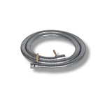 Euramco Exhaust Diverter Hose Assembly with Bag