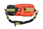 3M™ Scott™ RIT-Pak Fast Attack Self Contained Breathing Apparatus Medium 4500psig Hansen AV-3000 SureSeal
