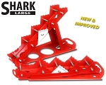 Rescue 42 Shark Collapsible Step Cribbing, Large Size, Sold by the Pair