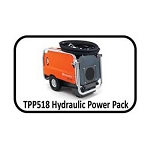 Team TPP518 Husqvarna Hydraulic Power Pack