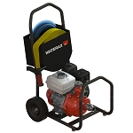 Waterax Versax 9 HP Portable Cart System