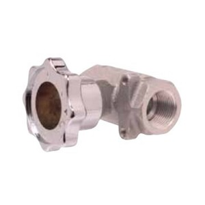 "Class 1 - 3/8"" Ball Valve - Round Handle"