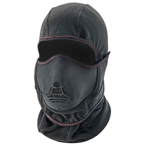 Ergodyne N-Ferno Extreme Balaclava with Hot Rox - Black