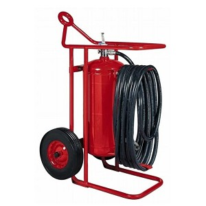 Badger™ 150 lb BC Wheeled Stored Pressure Fire Extinguisher
