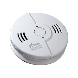 CO/Smoke Combo Alarm w/Battery Backup