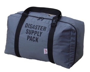 Disaster Supply Pack (Inside Gray Only)