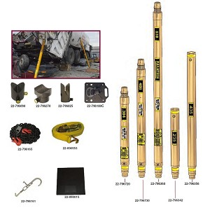 Paratech Interstate/Motorway Vehicle Stabilization Kit