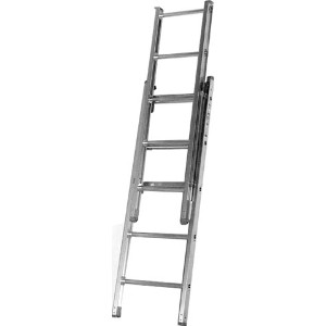 Combination Step & Extension Ladder